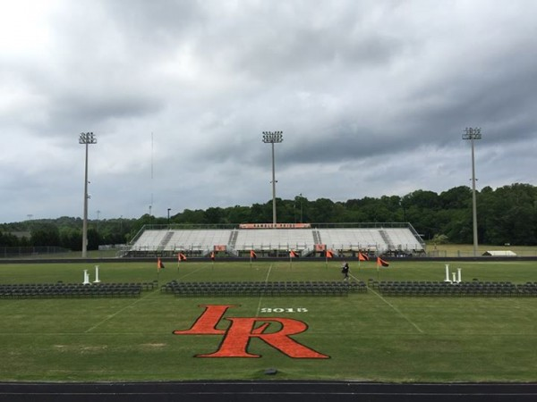 LHS Graduation 2015 / Football Field