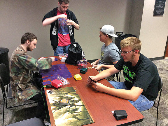 LaFayette Library Magic: The Gathering Tournament / Walker County Messenger