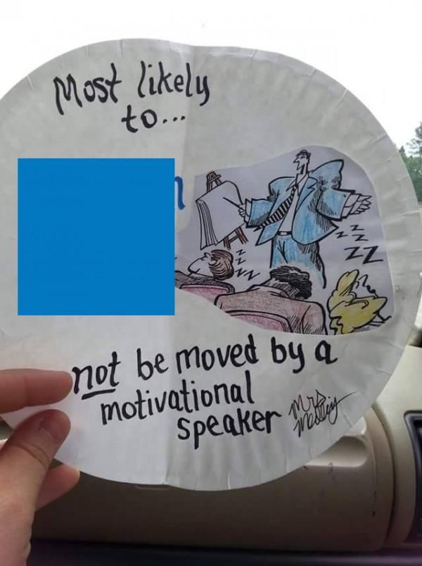 LMS Non-Motivational Award