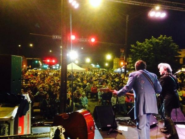 Music on the Square 2014 / Marty Stuart