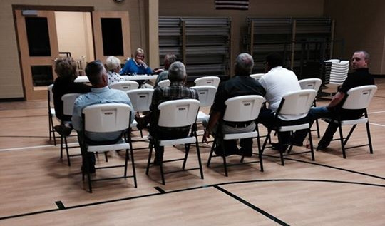 May 11 Villanow Community Commissioner Meeting