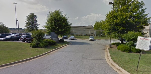 Metro Youth Detention Center - Atlanta / Google Streetview