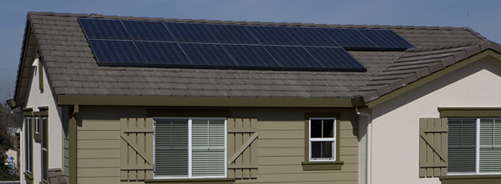 Rooftop Solar Panels / Sharp USA