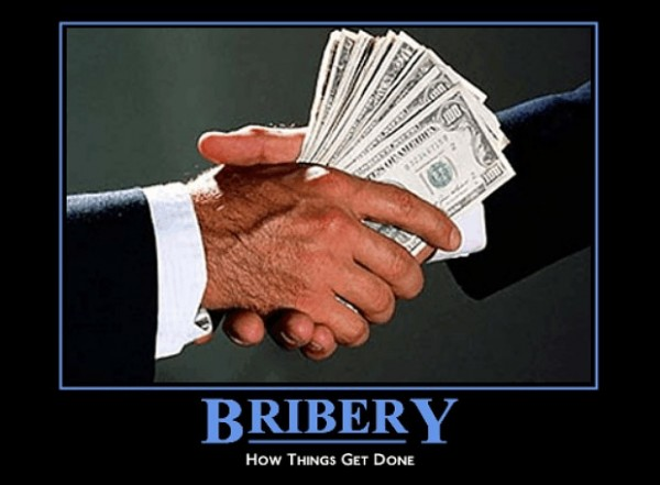 Bribery - How Things Get Done