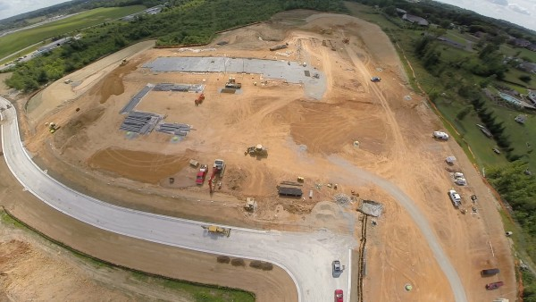 GNTC Catoosa Construction Progress