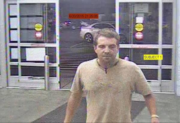 LPD Walmart Suspect