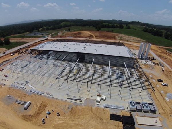 Audia Construction Progress / July 14th