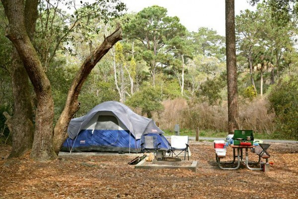 GA Campground / Camping Equipment
