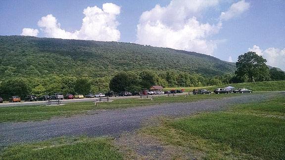 Mountain Cove Farms Disc Golf Course