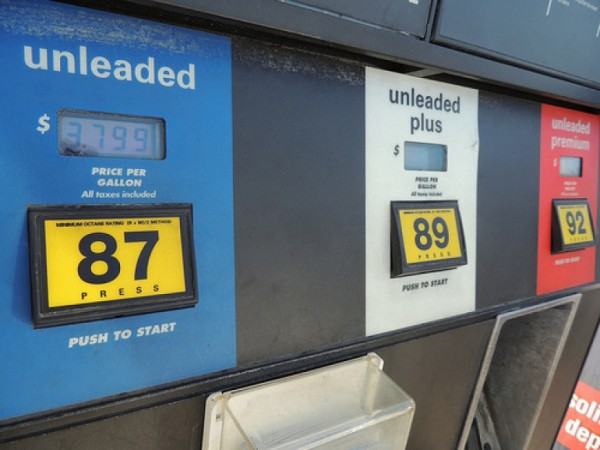 Georgia Gas Pumps / AllOnGeorgia.com