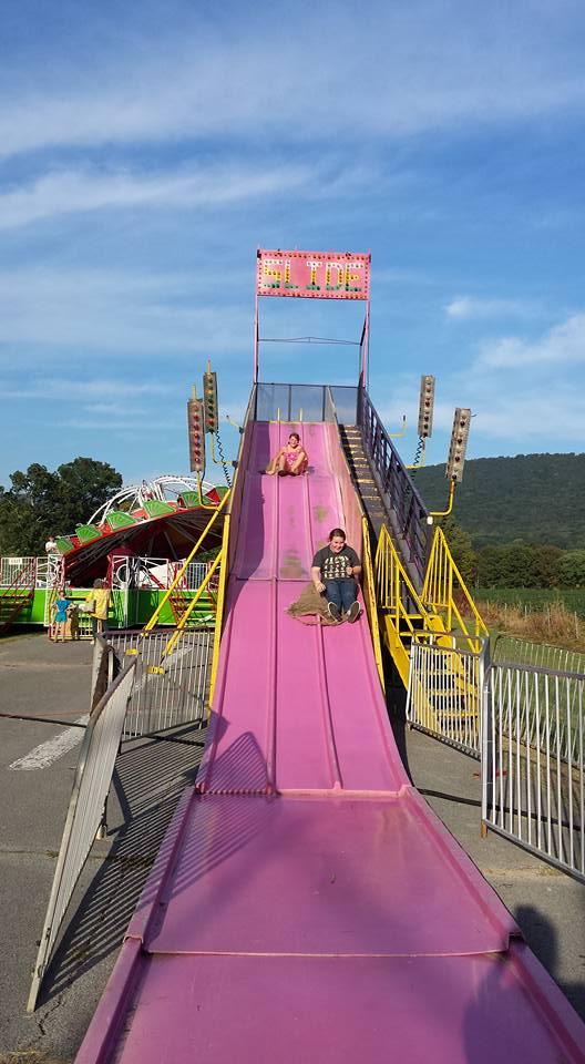 Mountain Cove Farms Fair / Slide