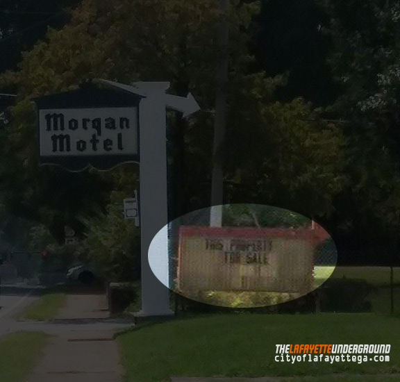 Morgan Motel for Sale