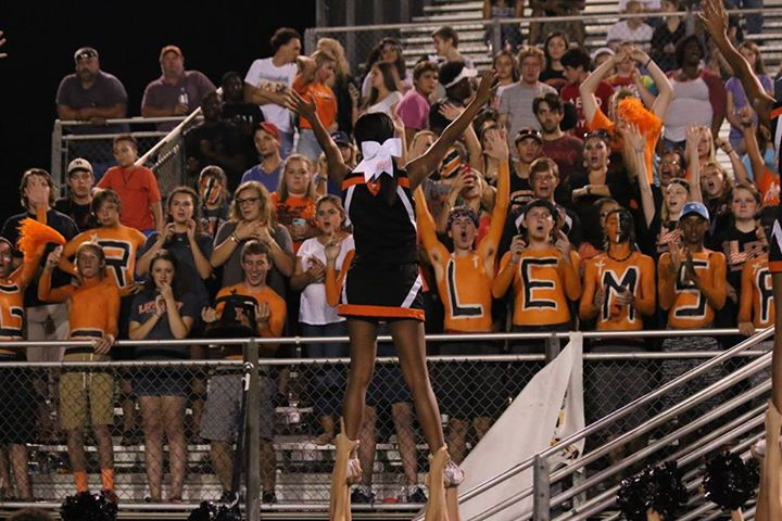 LHS Ramblers Football Crowd