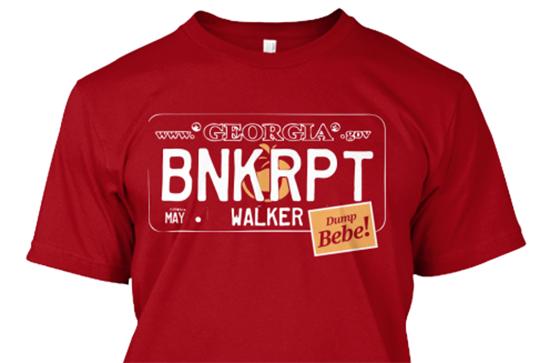 Walker BNKRPT T-Shirt