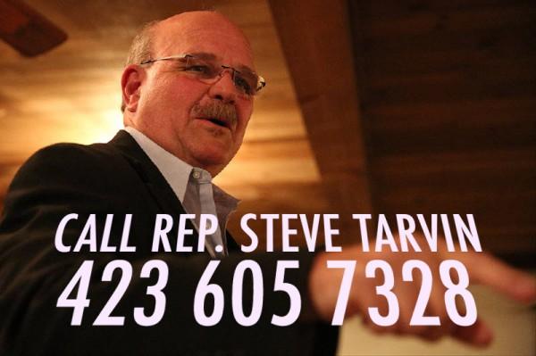 Call Steve Tarvin