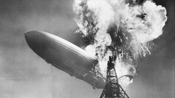 Hindenburg Accident