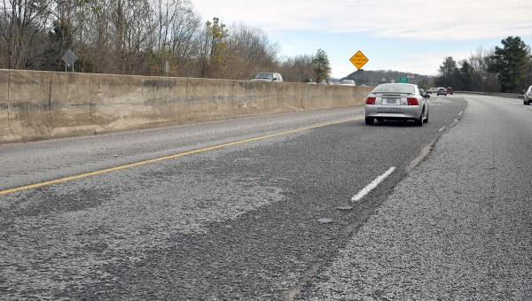 I-75 Pavement Problems / Dalton Daily Citizen