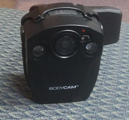 Law Enforcement Body Camera