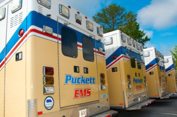 Puckett EMS Ambulances