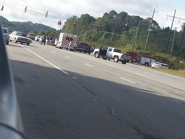 Wreck on Bypass / September 30 2015