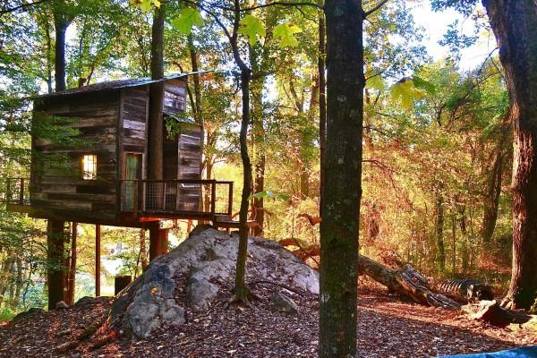 Treetops Hideaway Resort Treehouse