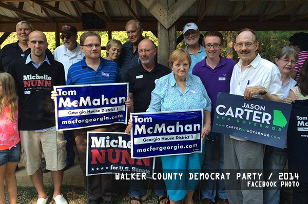 Walker County Democrat Party