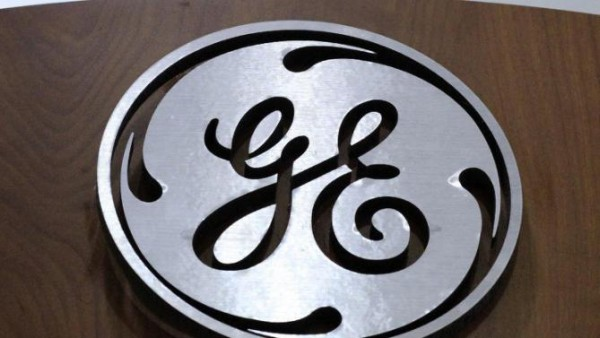 General Electric / GE Logo - J. Puskar