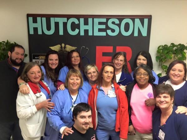 Hutcheson ER Closing Crew