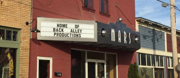 Back Alley Productions Buys Mars Theater