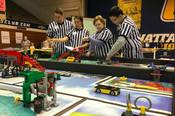 Lego Robotics Semifinal in Chattanooga / Nooga.com