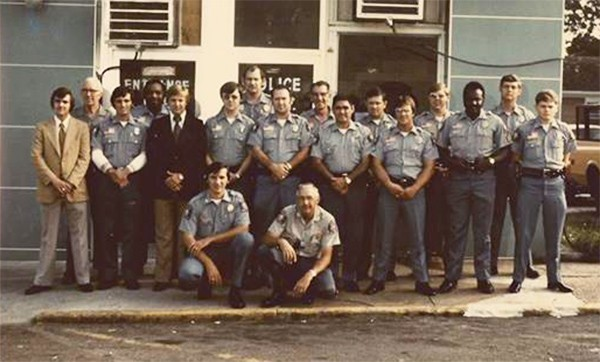 LaFayette Police Department - 1975