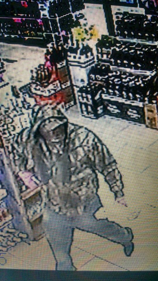 Chattooga Robbery - TJs in Lyerly