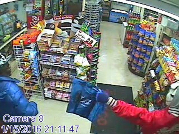 Summerville Hawkins Drive Store Robbery Suspects
