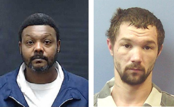 Chattooga County Robbery Arrests / James Tyrone Carmichael and Jake Lee Skuse