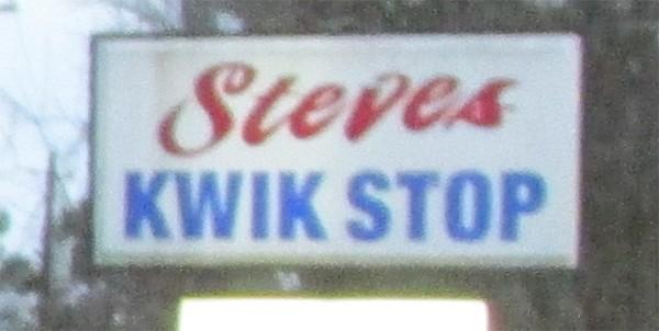 Steve's Kwik Stop