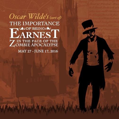 Back Alley Productions - Importance of Being Earnest Zombie Apocalypse