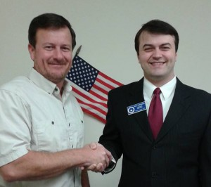 Mike Peardon Candidate Qualification / Walker County GOP