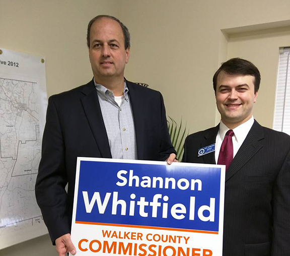 Shannon Whitfield Candidate Qualification / Walker County GOP