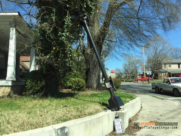 South Main / West Main Intersection Accident 03/18/16