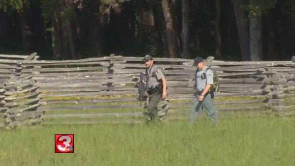 Chickamauga Battlefield Manhunt