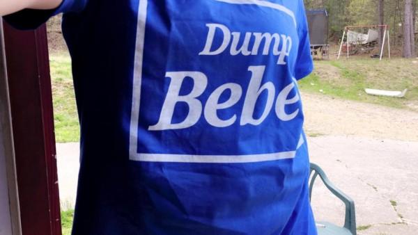 LU Dump Bebe! Shirt