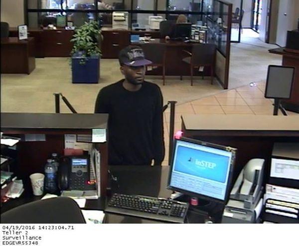 April 19 2016 Ringgold Bank Robbery