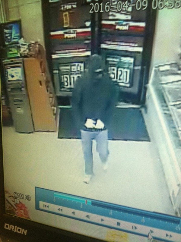 Rock Spring Circle K Robbery / April 9 2016