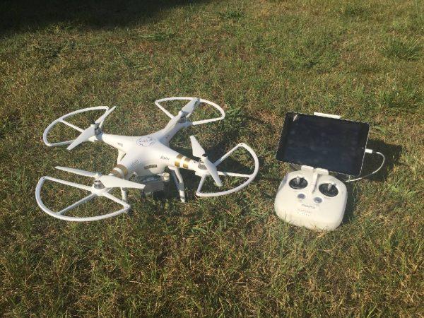 LaFayette City Drone