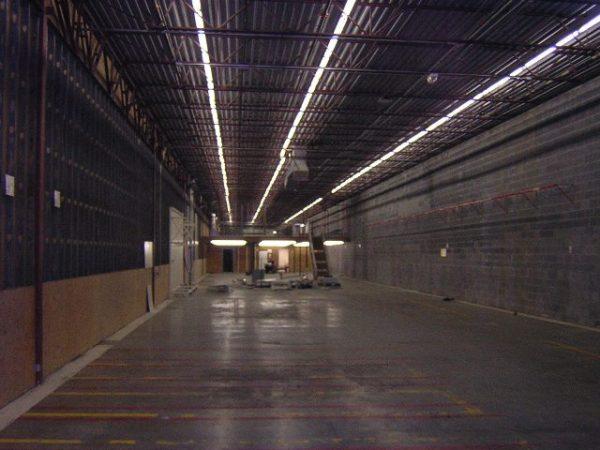 Old LaFayette K-Mart Inside