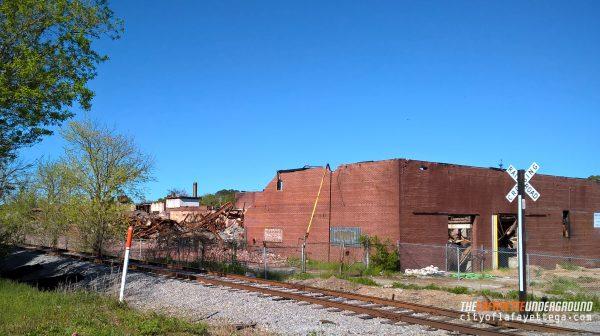Barwick Mill Debris