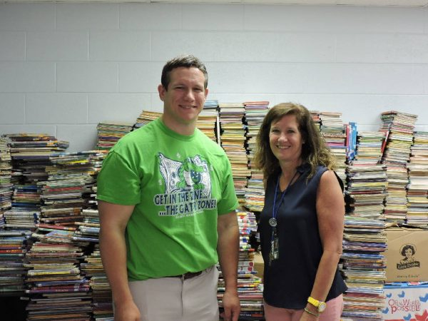 Gilbert Library: Matt Harris & Tammy Leen