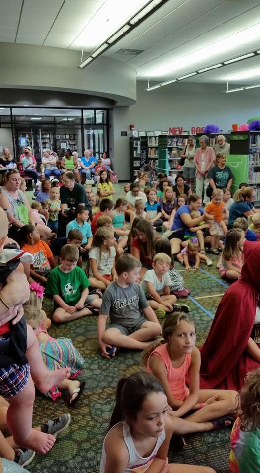 LaFayette Library - July 26 2016