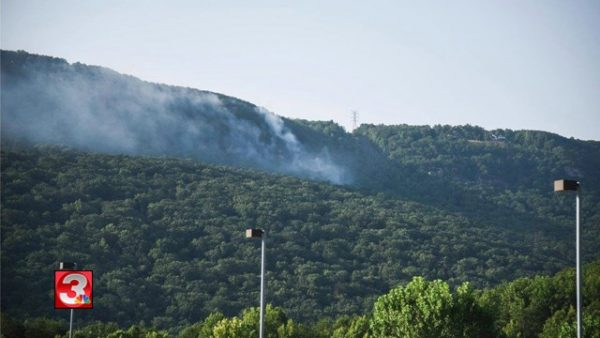 Lookout Mountain Fire / WRCB