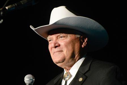Cowboy Nathan Deal